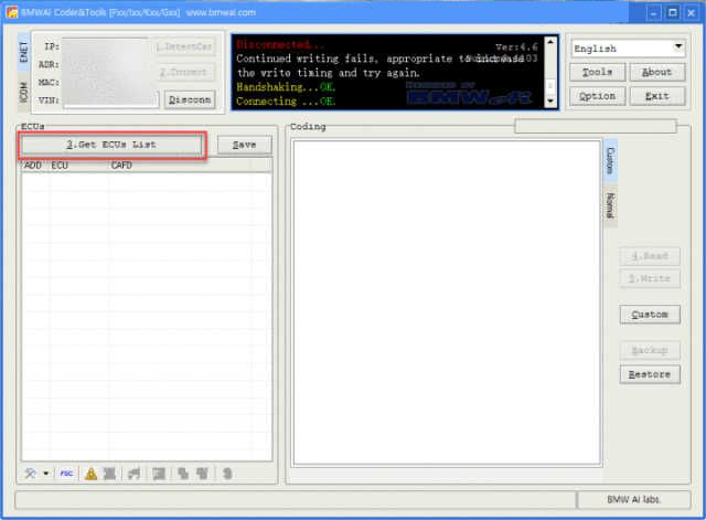 How to Use BMWAiCoder to Generate FSC Code for Navigation