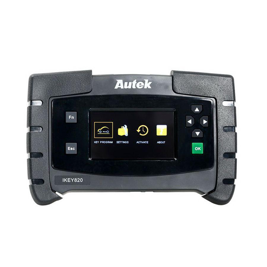 Original Autek IKey820 Key Programmer Universal Car OBD Key Programmer