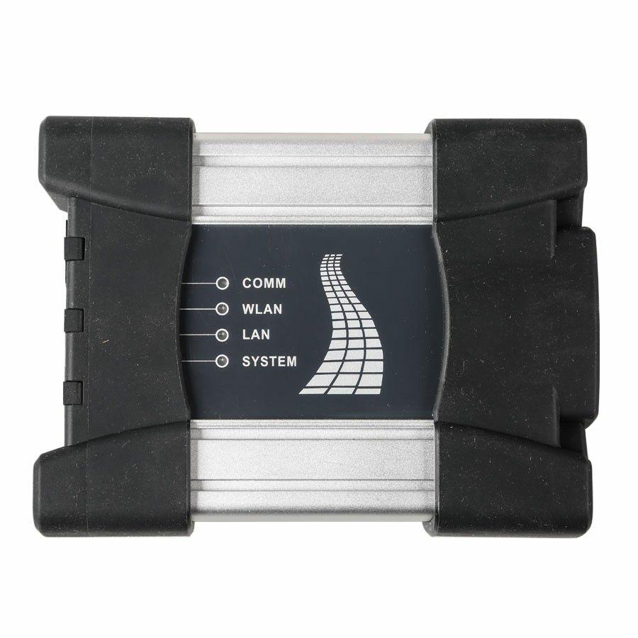 V2018.12 Best Quality WIFI BMW ICOM NEXT A + B + C NEW GENERATION Of ICOM A2 Installed on Lenovo T410 4GB Memory Ready to Use