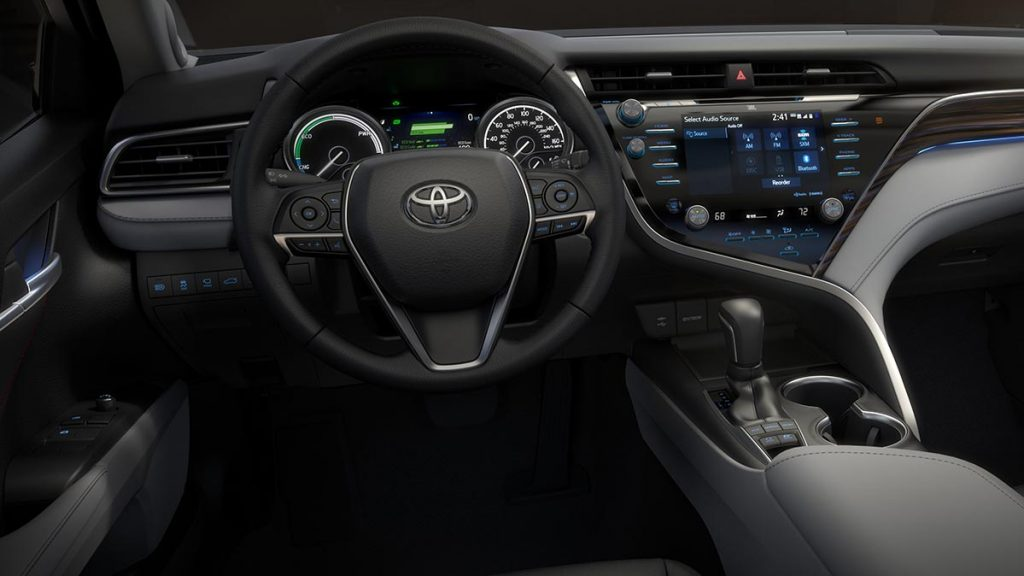 Toyota Camry Steering Locked ECU trouble result in can't start