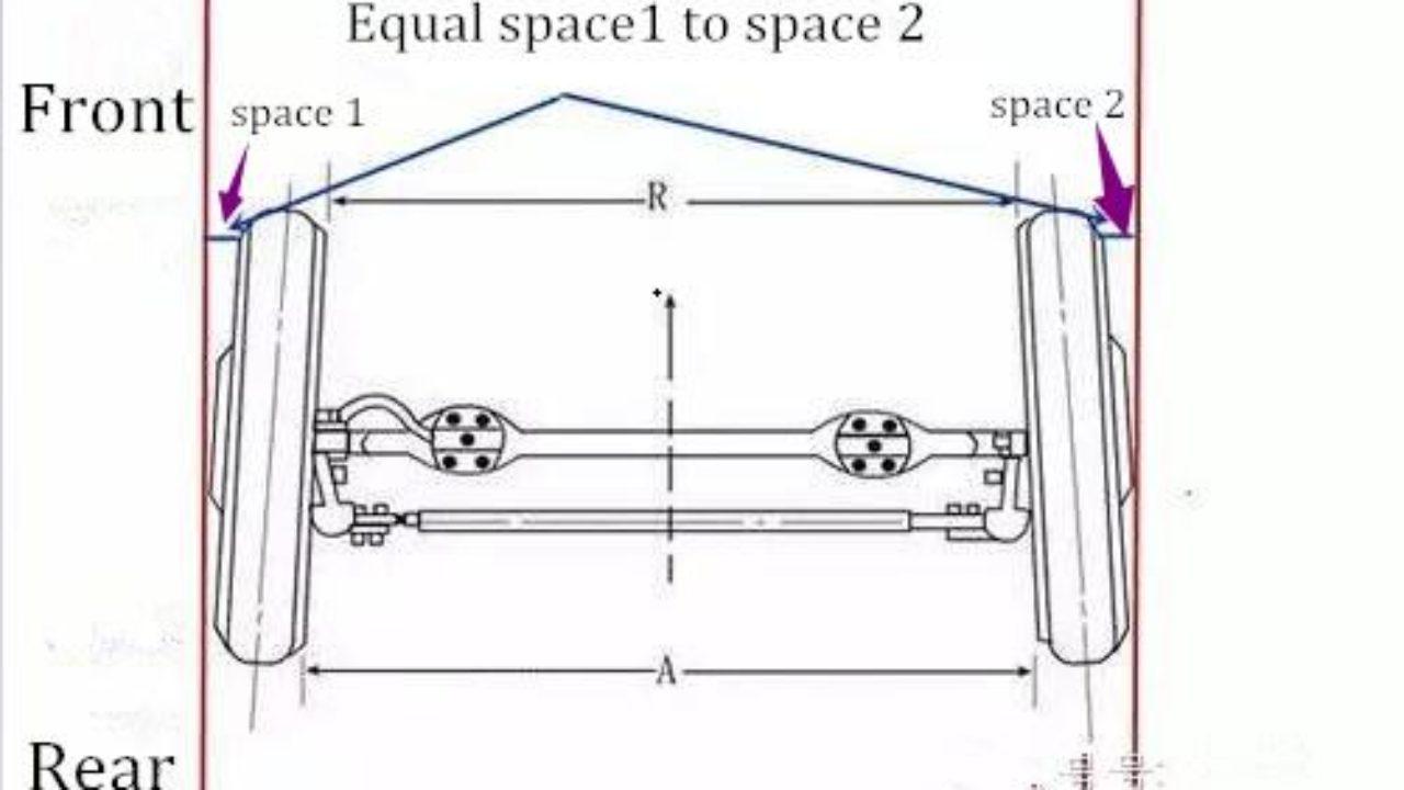Repair & Adjust Toyota Steering Angle Sensor C1433 error
