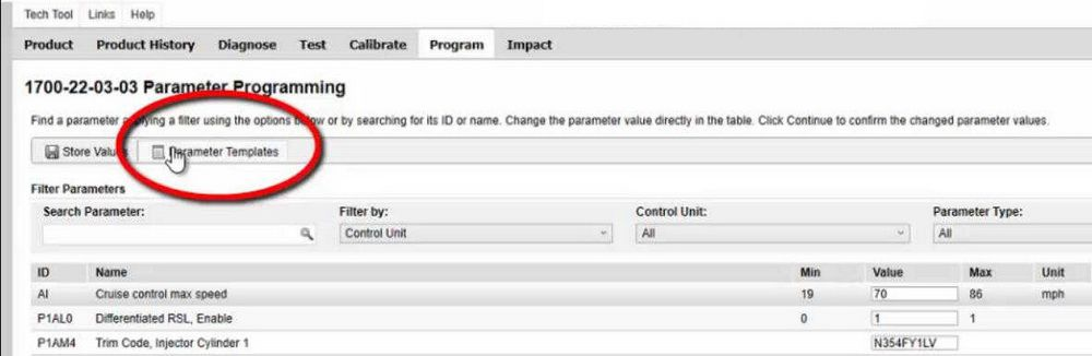 Volvo PTT Perform Newer Parameter Template Programming Guide (12)