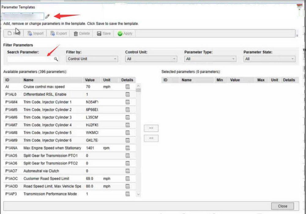 Volvo PTT Perform Newer Parameter Template Programming Guide (14)