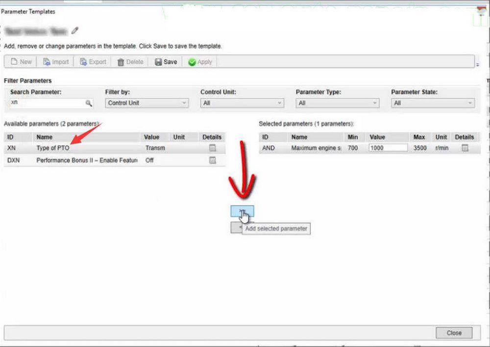 Volvo PTT Perform Newer Parameter Template Programming Guide (15)