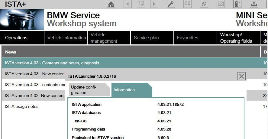 BMW Rheigold ISTA Usermanual Download