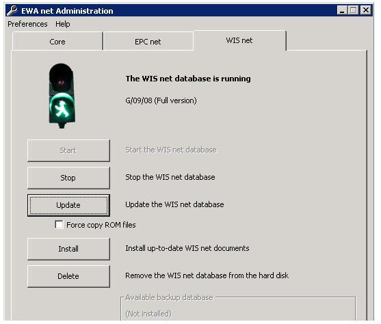 How to Install Original Mercedes BENZ EPC/WIS/ASRA net  China OBD2