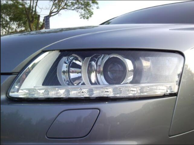 Audi A6/VW Bora Automatic Headlamp Adjustment by Launch X431