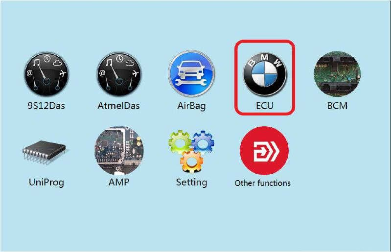 BMW CAS3+ All Key Lost Programming by CGDI BMW
