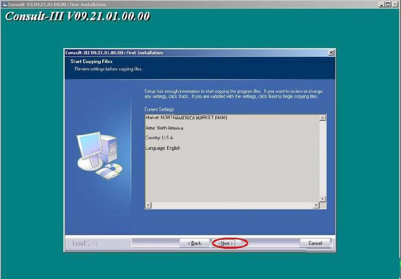 Install Nissan Consult 3 III Plus Diagnostic Software (12)