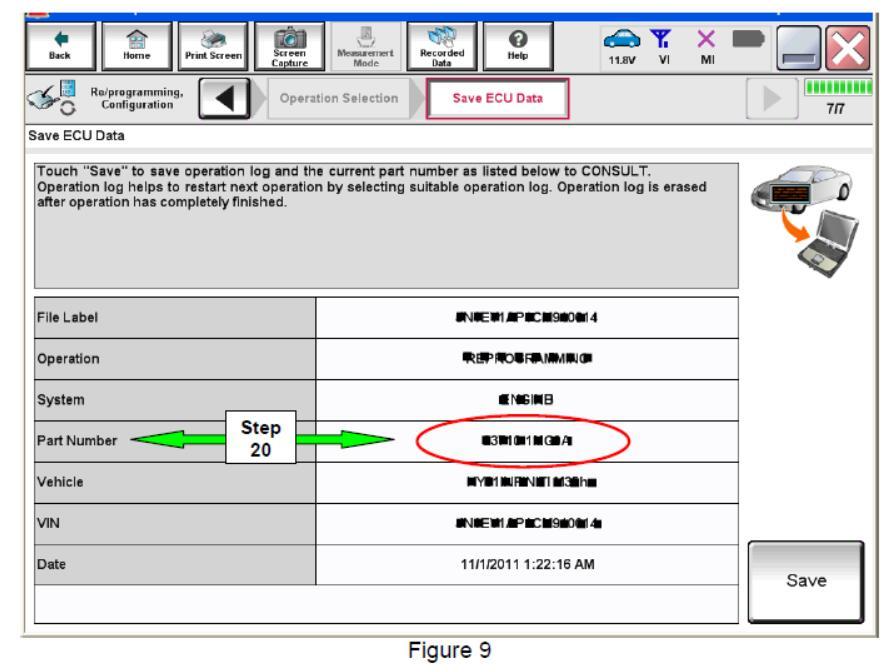 Nissan Consult 3 Plus Reprogramming ECU TCM Guide (10)