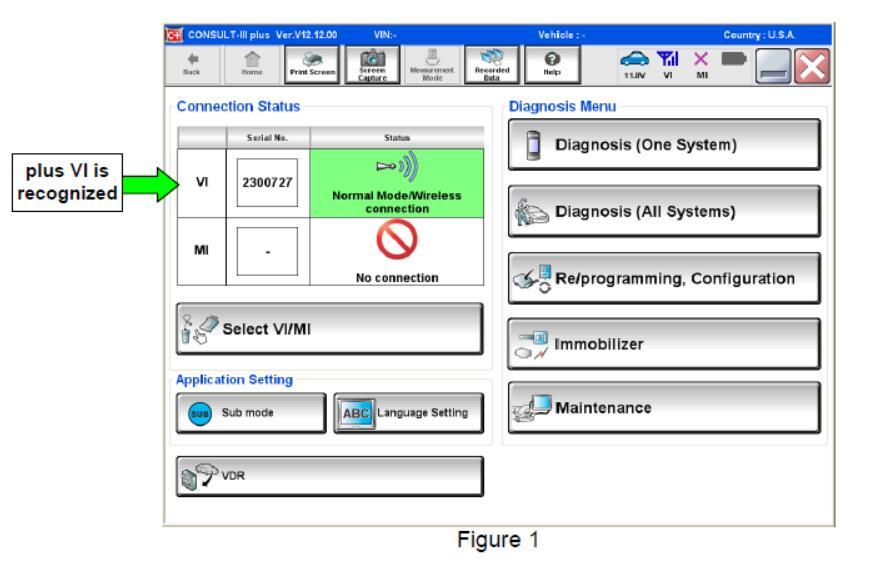 Nissan Consult 3 Plus Reprogramming ECU TCM Guide (2)