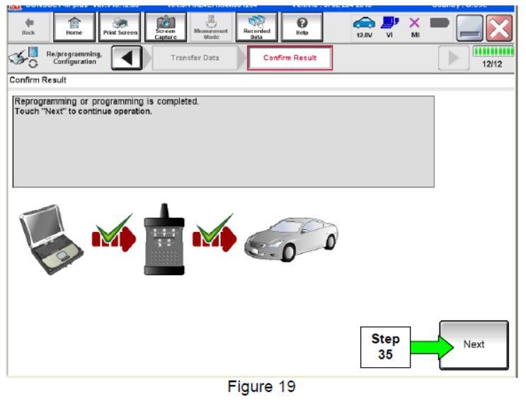 Nissan Consult 3 Plus Reprogramming ECU TCM Guide (20)