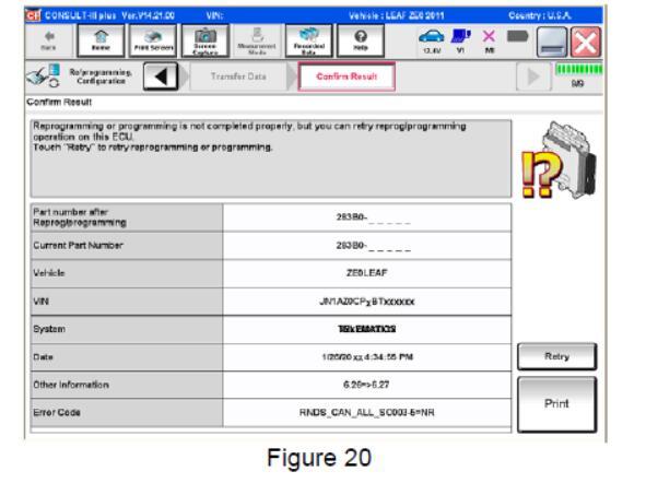 Nissan Consult 3 Plus Reprogramming ECU TCM Guide (21)