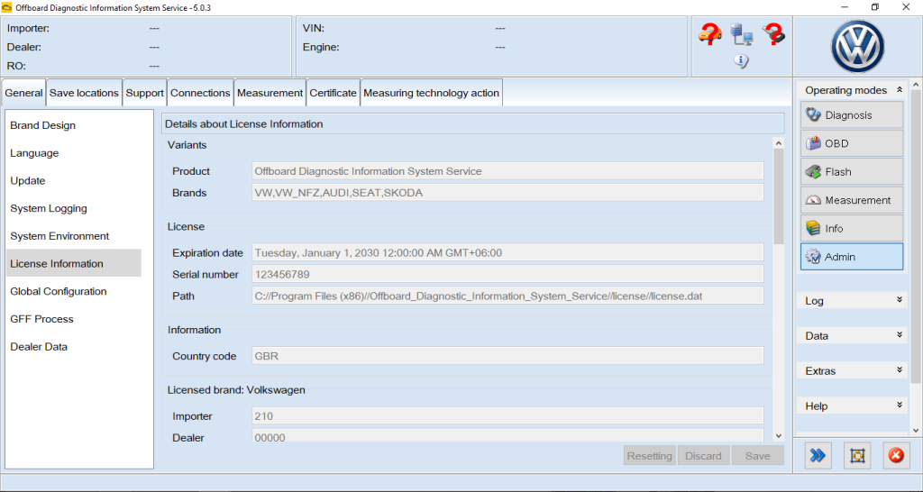 ODIS-S 5 0 4 ODIS-E 9 0 4 Download + How to Install (FAQs) | | OBD2