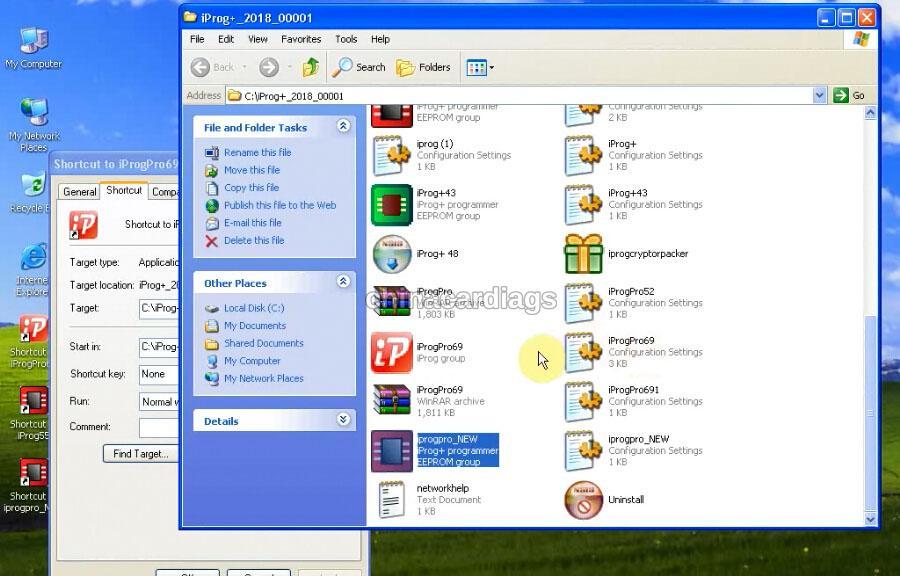 How to use iProg+ Programmer iProg Pro Programmer to do