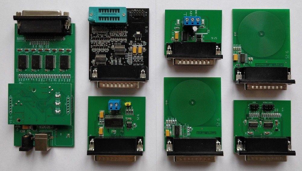 iProg+ Programmer full (with adapters) iprog plus EU