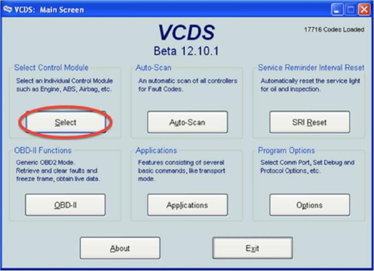 "VCDS Solve MMI ""03276 PLEASE CHECK SOFTWAE VERSION MANAGEMENT"" Error Massage"