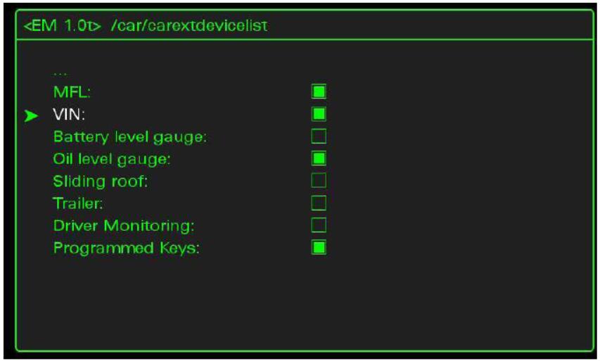 Vin Number Scanner >> How To Active Show Vin Number In Audi Mmi Menu Obd2