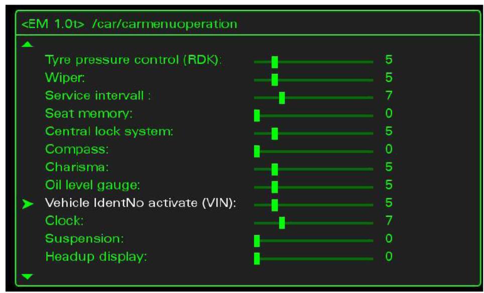 How to Active Show VIN Number in Audi MMI Menu | | OBD2 Scanner Blog