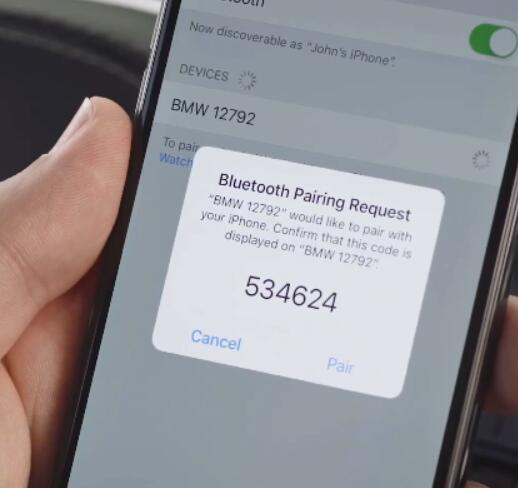 BMW ID7 iDrive7:How to Build Connect iPhone to Apple CarPlay