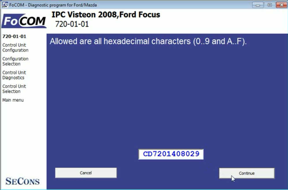 FCOM Reprogram/Configure ECU for Ford Focus 2008 | | OBD2 Scanner Blog