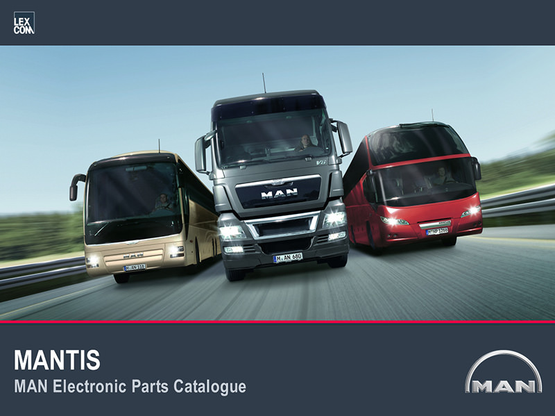 MAN MANTIS EPC Electronic Parts Catalogue Free Download