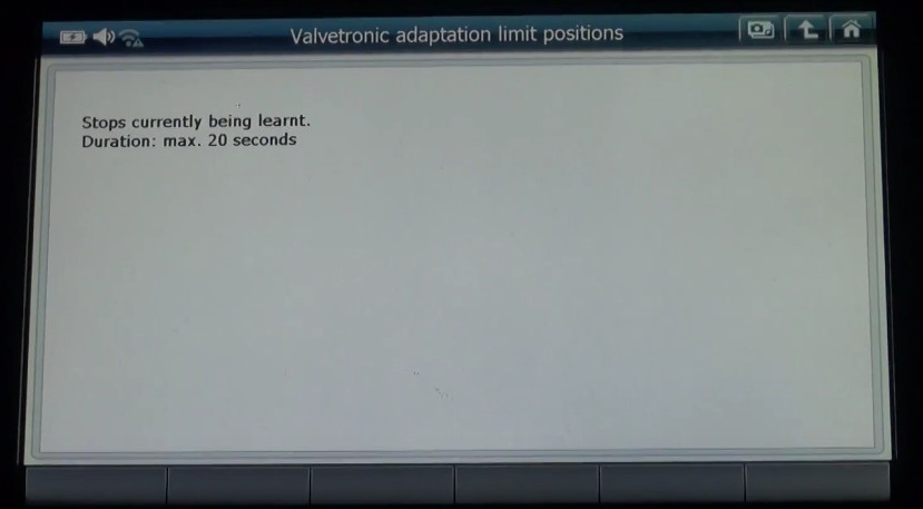 G-scan2 Perform Valvetronic Limit Position Function on BMW X3 F25 2013 (13)