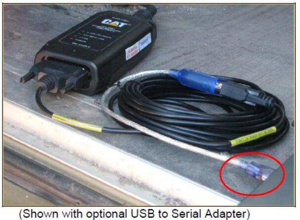 How to Setup Caterpillar CAT ET Diagnostic Adapter 3,II,I (11)