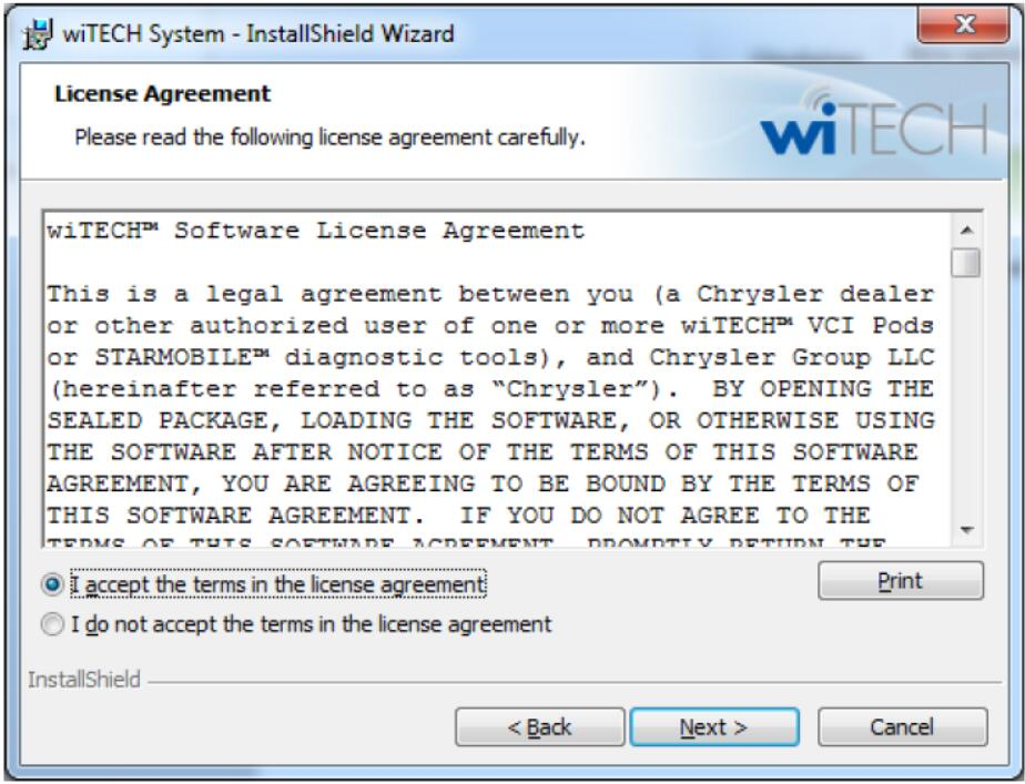 How to Update Original & Crack wiTech Chrysler Diagnostic Software (3)