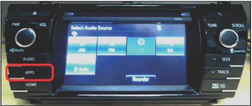 How to Update Toyota Entune Multimedia Software by Yourself (3)