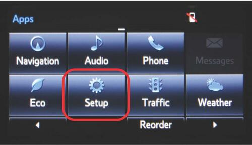 How to Update Toyota Entune Multimedia Software by Yourself (5)