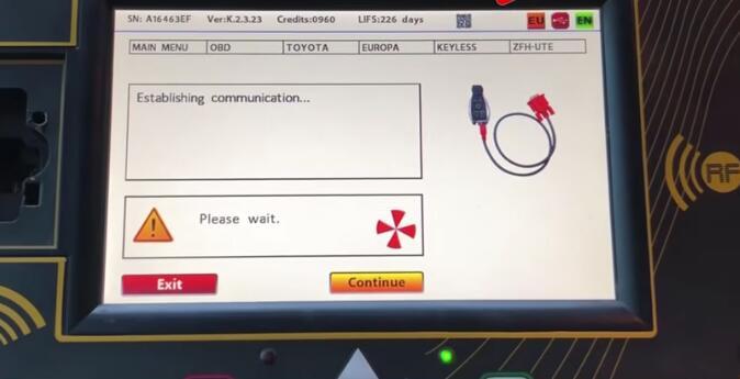 Toyota Corolla 2013+ Keyless Go All Keys Lost Programming by Zed-Full (11)