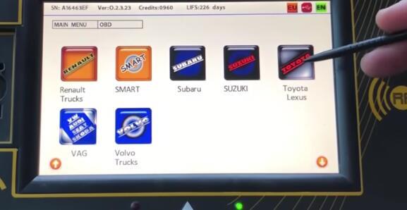 Toyota Corolla 2013+ Keyless Go All Keys Lost Programming by Zed-Full (3)