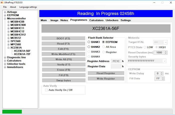 UltraProg Programmer Software Free Download