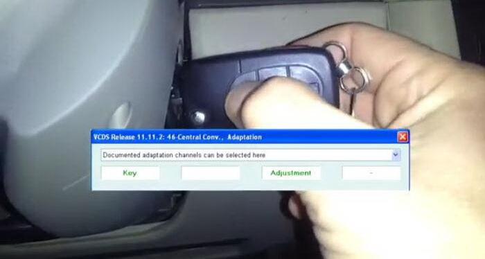 VCDS ProgramAdd New Keys for Audi A4 2001-2008 (11)