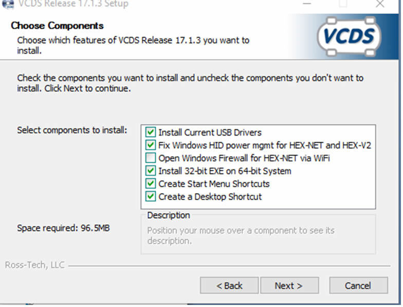 How to install VCDS 19.6.1 Portuguese Version for VAG COM Cable?