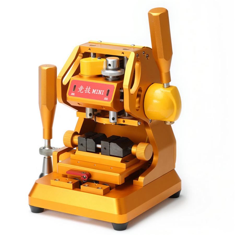 JINGJI Mini Vertical Key Cutting Machine Refined Version