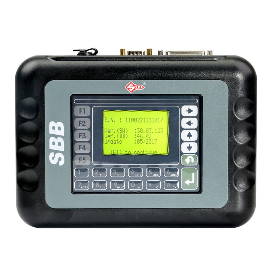 Latest Version V46.02 SBB Key Programmer  Multi-language
