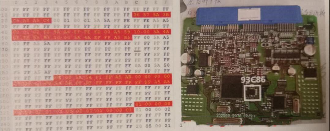Toyota Previa MPV Smart Card All Keys Lost Programming Guide