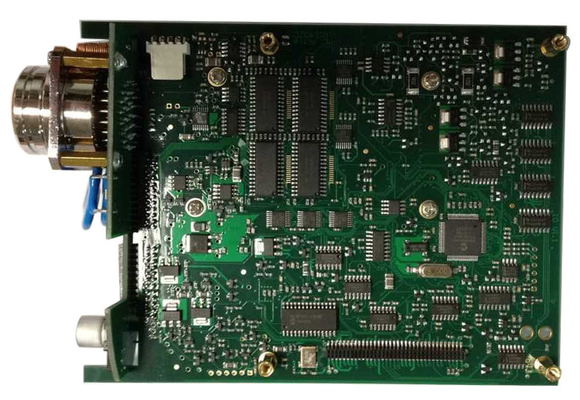MB SD C4 PCB Board Display 3