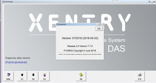 How to make Xentry Passthru 12.2018 work with Actia XS 2G