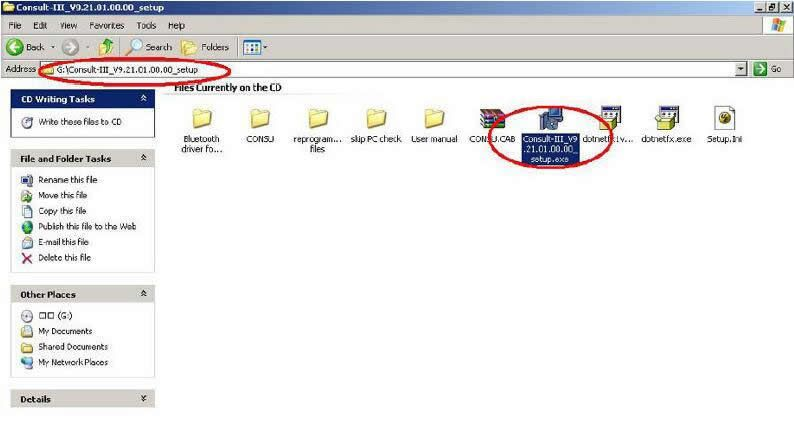 How to Install Nissan Consult 3 III Plus Diagnostic Software