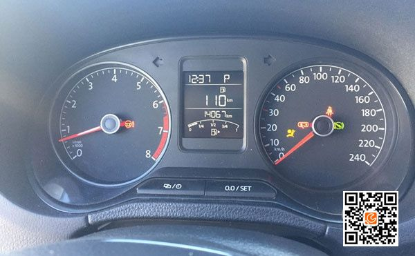 How to Reset VW Steering Assist 1S1909144P with OBDSTAR X300 DP?