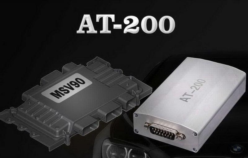 2019 Latest Version CGDI AT-200 AT200 BMW ECU Programmer & ISN OBD2 Reader