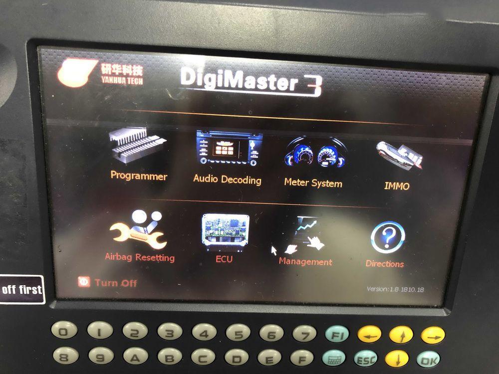 Advice for Land Rover key programming : digimaster3 + Yanhua mini ACDP