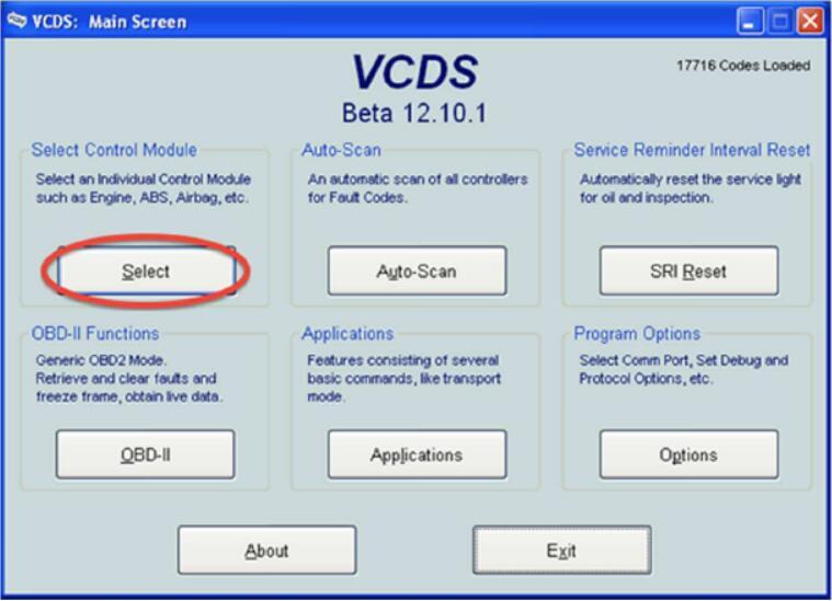 "VCDS Solve MMI ""03276 PLEASE CHECK SOFTWAE VERSION MANAGEMENT"" Error Massage"