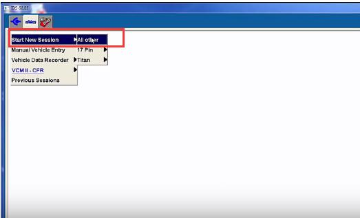 Ford ABS Module Programming By Ford IDS
