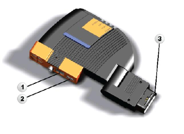 BMW ICOM (Integrated Communication Optical Module) Diagnostic Tool