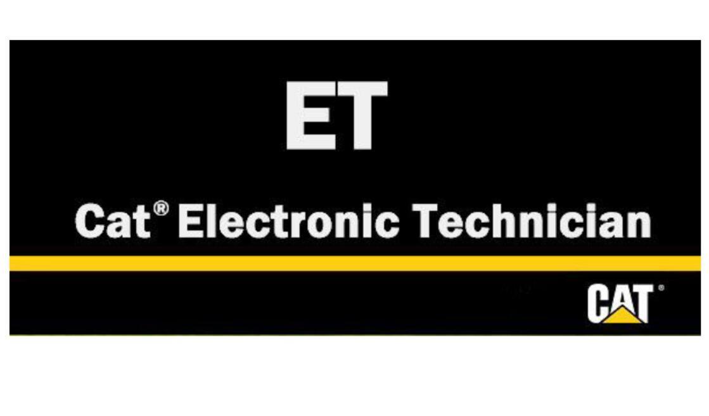 Caterpillar ET 2018A Electronic Technician Software Free Download