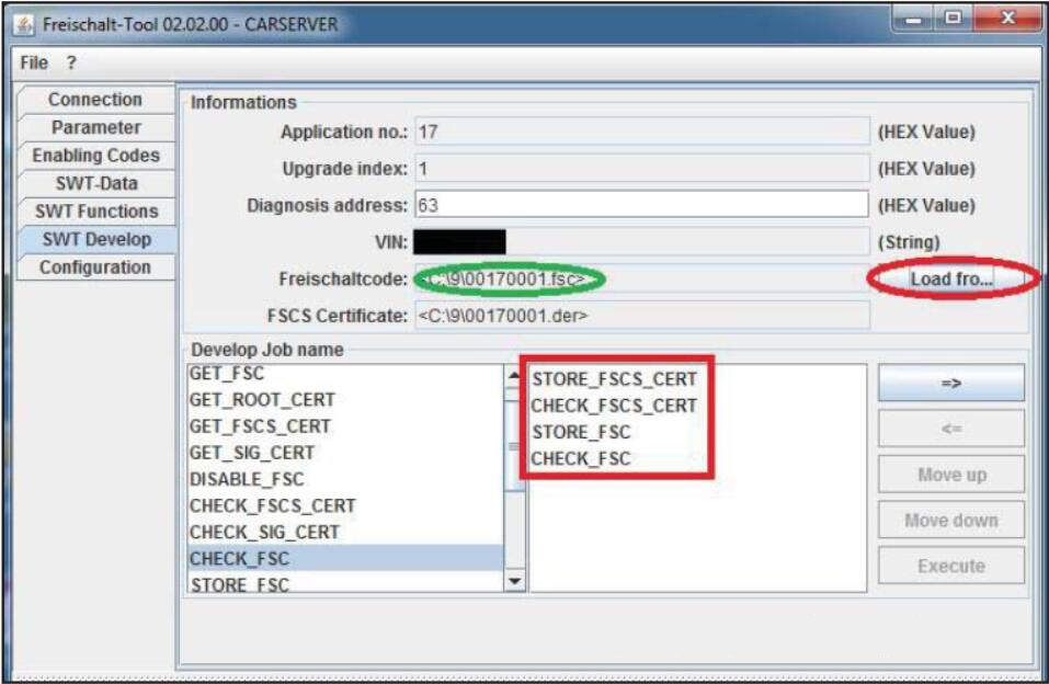 FSC Code Solution for BMW E and F Series CIC (12)